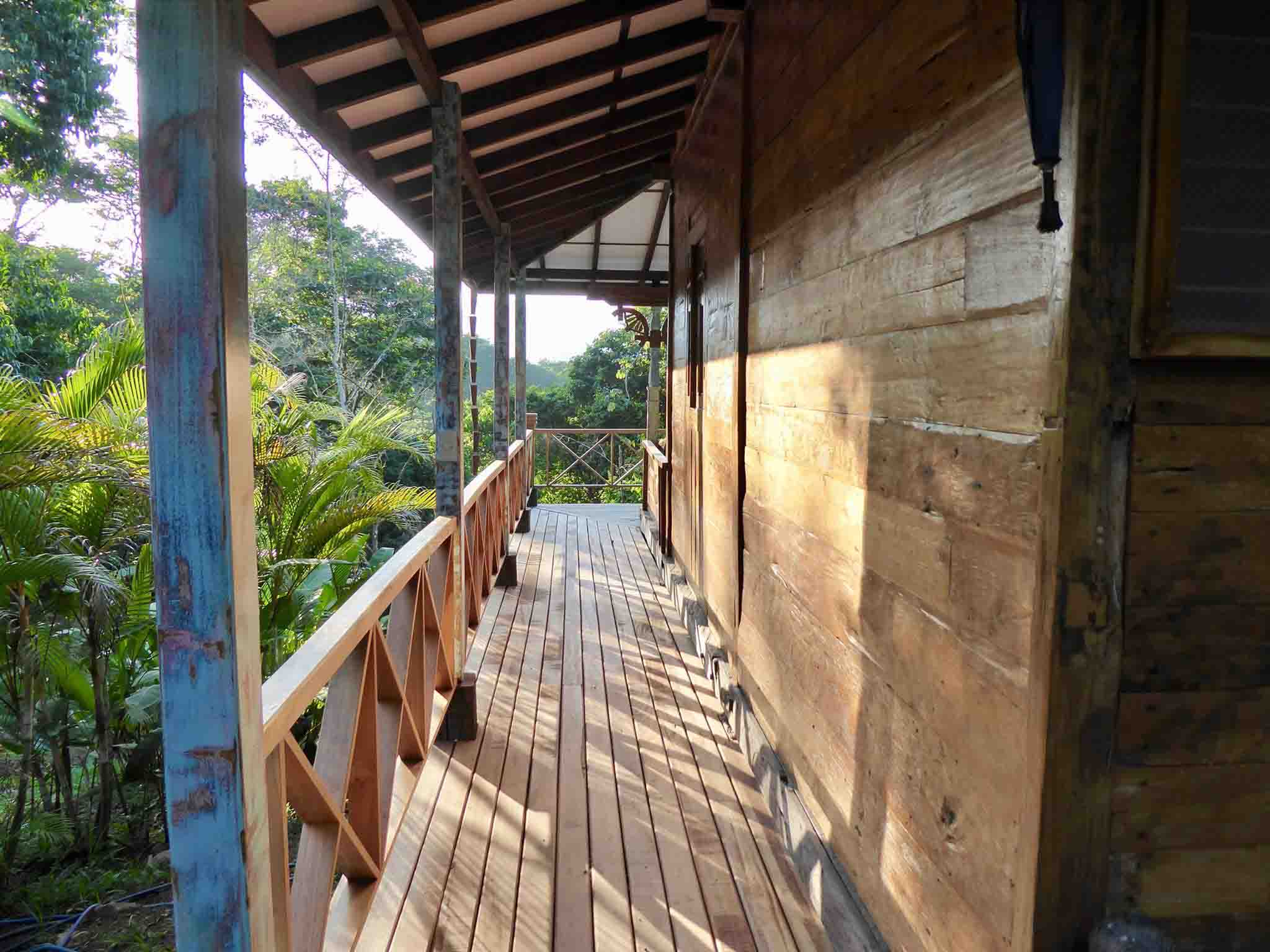 Small gladak walkway small - Projects