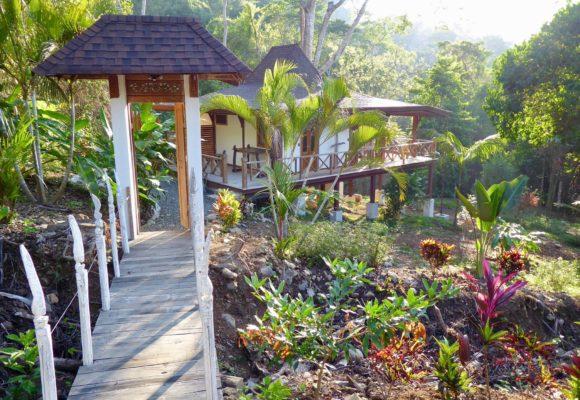 Authentic Balinese prefab villa's