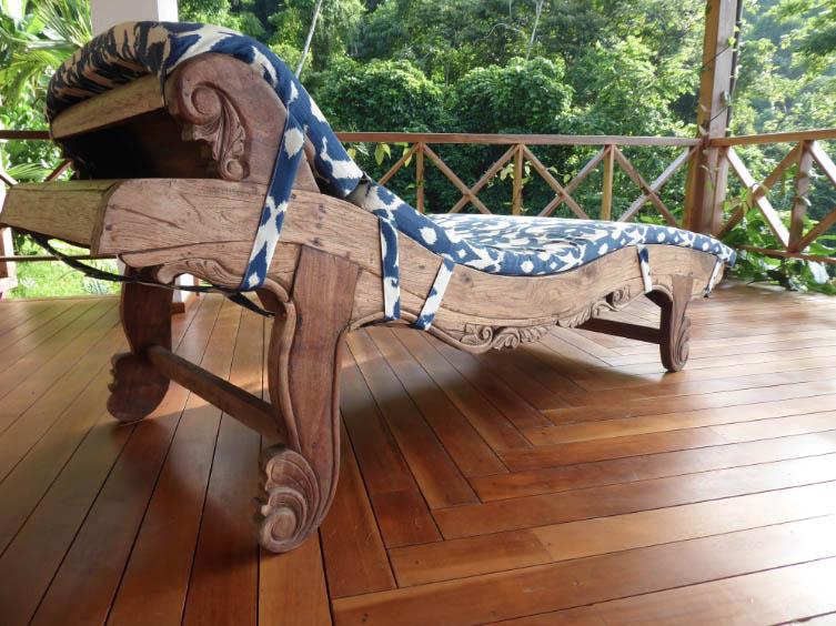 Balinese furniture export
