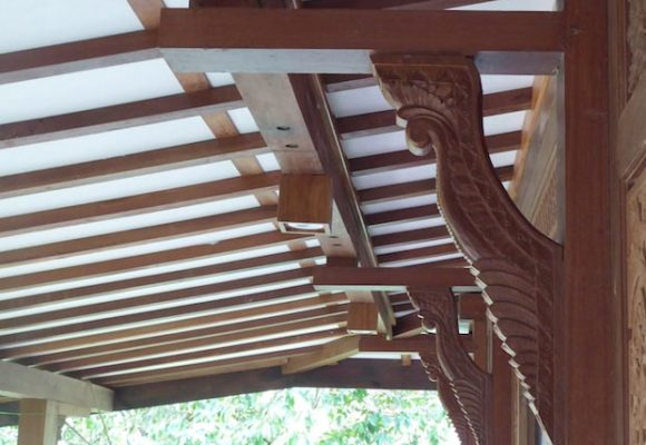 Bali Home Designs wood carving 5