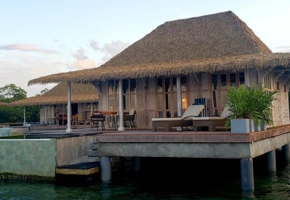 Bocas Bali villa